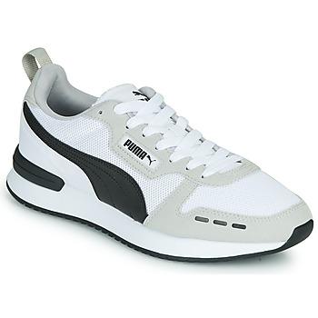Pantofi Bărbați Pantofi sport Casual Puma R78 Alb / Negru