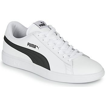 Pantofi Bărbați Pantofi sport Casual Puma SMASH Alb / Negru