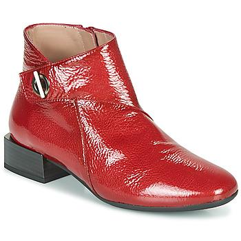 Pantofi Femei Ghete Hispanitas ANETO Roșu