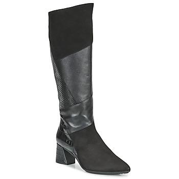 Pantofi Femei Cizme casual Hispanitas FUJI-5 Negru