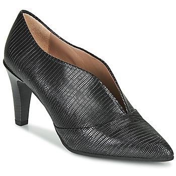 Pantofi Femei Botine Hispanitas BELEN-7 Negru