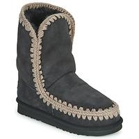 Pantofi Femei Ghete Mou ESKIMO 24 Negru