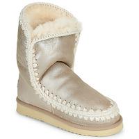 Pantofi Femei Ghete Mou ESKIMO 24 Auriu