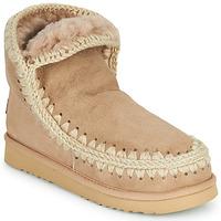 Pantofi Femei Ghete Mou ESKIMO 18 Bej