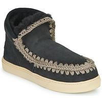 Pantofi Femei Ghete Mou ESKIMO SNEAKER Negru