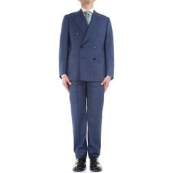 Îmbracaminte Bărbați Costume Cesare Attolini S20WA30 B12 Blue