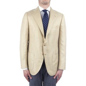 Îmbracaminte Bărbați Sacouri și Blazere Cesare Attolini S20MA43 Yellow