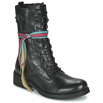 Pantofi Femei Ghete Felmini COOPER Negru