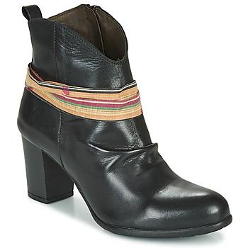 Pantofi Femei Botine Felmini EMORI Negru