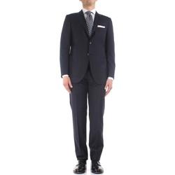 Îmbracaminte Bărbați Costume Kiton K06S12/36 Blue