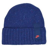 Accesorii textile Căciuli Nike U NSW BEANIE CUFFED FUT UTL Albastru