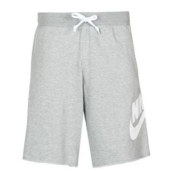 Îmbracaminte Bărbați Pantaloni scurti și Bermuda Nike M NSW SCE SHORT FT ALUMNI Gri