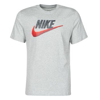 Îmbracaminte Bărbați Tricouri mânecă scurtă Nike M NSW TEE BRAND MARK Gri