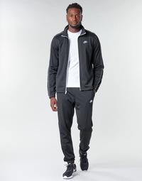 Îmbracaminte Bărbați Echipamente sport Nike M NSW SCE TRK SUIT PK BASIC Negru