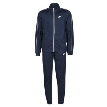 Îmbracaminte Bărbați Echipamente sport Nike M NSW SCE TRK SUIT PK BASIC Albastru