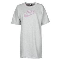 Îmbracaminte Femei Rochii scurte Nike W NSW DRESS FT M2Z Gri