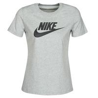 Îmbracaminte Femei Tricouri mânecă scurtă Nike W NSW TEE ESSNTL ICON FUTUR Gri