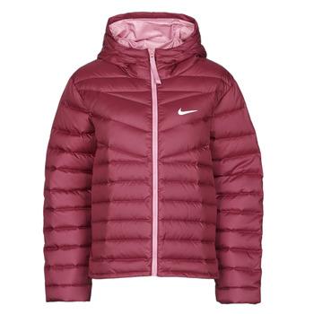 Îmbracaminte Femei Geci Nike W NSW WR LT WT DWN JKT Bordo