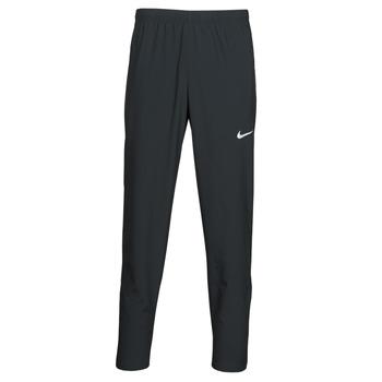 Îmbracaminte Bărbați Pantaloni de trening Nike M NK RUN STRIPE WOVEN PANT Negru