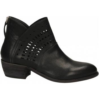 Pantofi Femei Botine Mat:20 GIPSY WEST nero