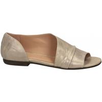 Pantofi Femei Sandale  Salvador Ribes METAL PARKER stone