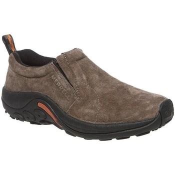 Pantofi Bărbați Mocasini Merrell Jungle Moc Cafenii