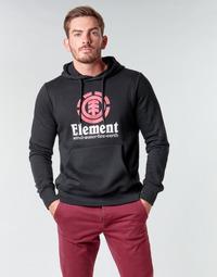 Îmbracaminte Bărbați Hanorace  Element VERTICAL HOOD Negru