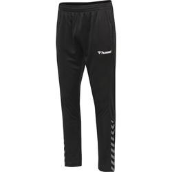 Îmbracaminte Pantaloni de trening Hummel Pantalon  hmlAUTHENTIC Poly noir/blanc