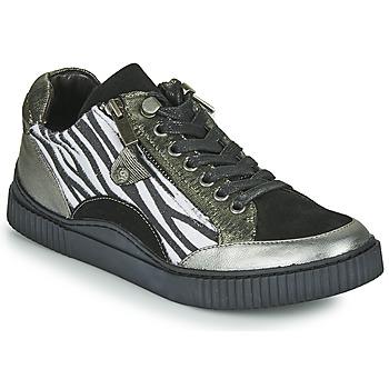 Pantofi Femei Pantofi sport Casual Regard IDEM V5 CRIS ACERO Negru