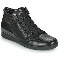 Pantofi Femei Pantofi sport stil gheata Ara LAZIO-ST-HS Negru