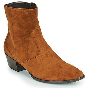 Pantofi Femei Botine Ara THOMBSTONE-ST-HS Maro