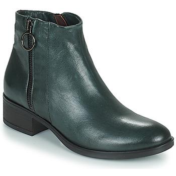 Pantofi Femei Ghete Dream in Green NARLINE Verde