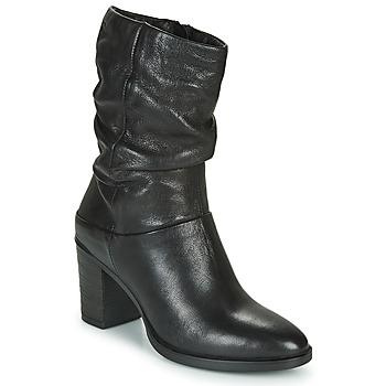 Pantofi Femei Cizme casual Dream in Green NORGE Negru