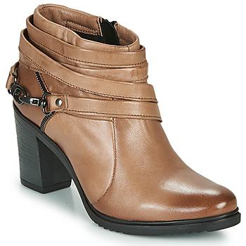 Pantofi Femei Botine Dream in Green NEGUS Maro