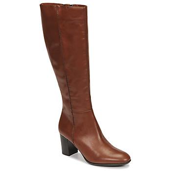 Pantofi Femei Cizme casual Fericelli NAVAROIS Camel