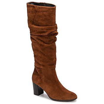 Pantofi Femei Cizme casual Fericelli NEIGNET Camel