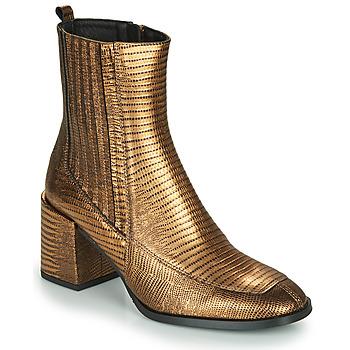 Pantofi Femei Botine Fericelli NAKE Auriu