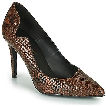 Pantofi Femei Pantofi cu toc Fericelli NANELE Maro
