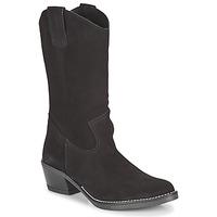 Pantofi Femei Cizme casual Casual Attitude NESCARGO Negru