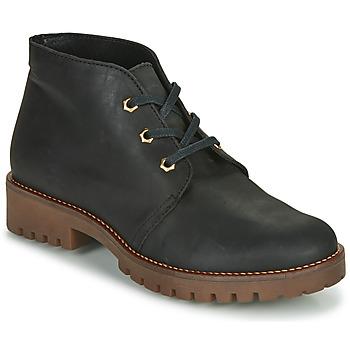 Pantofi Femei Ghete Casual Attitude NIBELLULE Negru