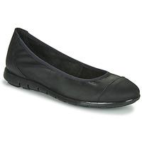 Pantofi Femei Balerin și Balerini cu curea Casual Attitude NOURMI Negru