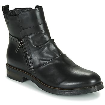 Pantofi Femei Ghete Casual Attitude NERMITE Negru