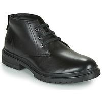 Pantofi Bărbați Ghete Casual Attitude NENDAME Negru