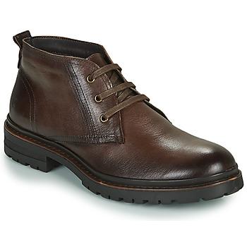 Pantofi Bărbați Ghete Casual Attitude NENDAME Maro