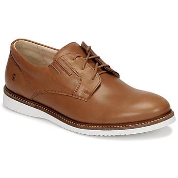 Pantofi Bărbați Pantofi Derby Casual Attitude NOCCINEL Maro