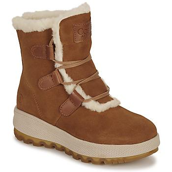 Pantofi Femei Cizme de zapadă Casual Attitude NAREIGNE Camel