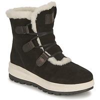 Pantofi Femei Ghete Casual Attitude NAREIGNE Negru