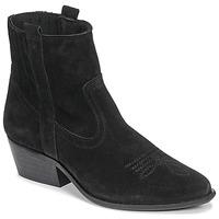 Pantofi Femei Botine Casual Attitude NAUTERELLE Negru