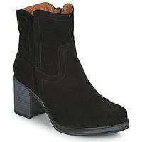 Pantofi Femei Botine Casual Attitude NIGALE Negru