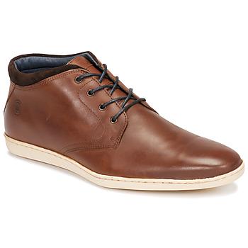 Pantofi Bărbați Ghete Casual Attitude CALER Camel / Maro